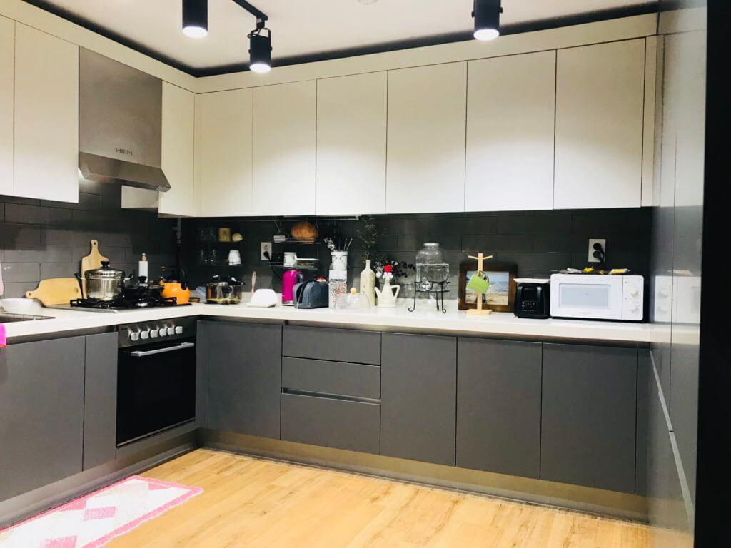 ゲストハウス「ファミリア」キッチン