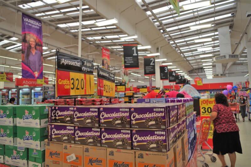 メキシコスーパーマーケット