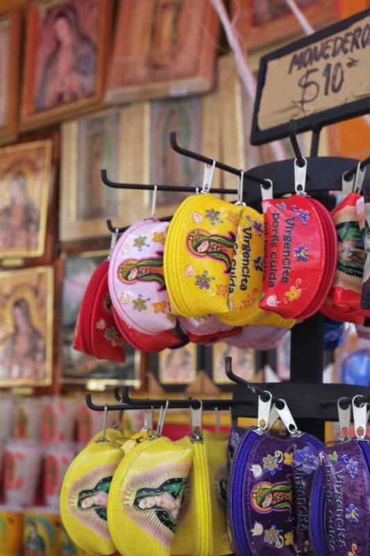 グアダルーペ寺院お土産