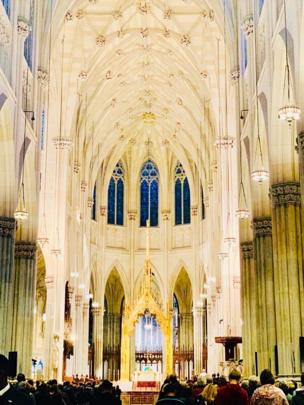 セントパトリック大聖堂主祭壇