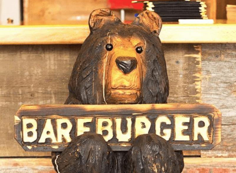 ベアバーガー・Bare burger