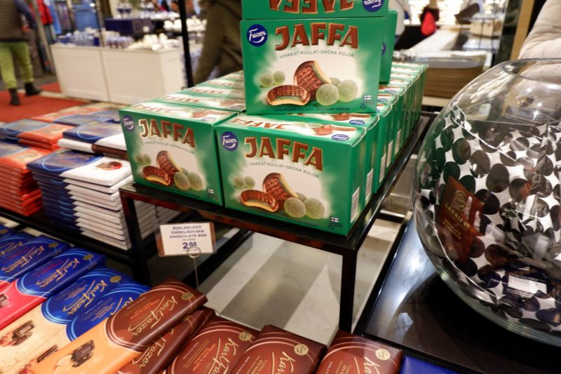 フィンランド名物・Fazerのチョコレート