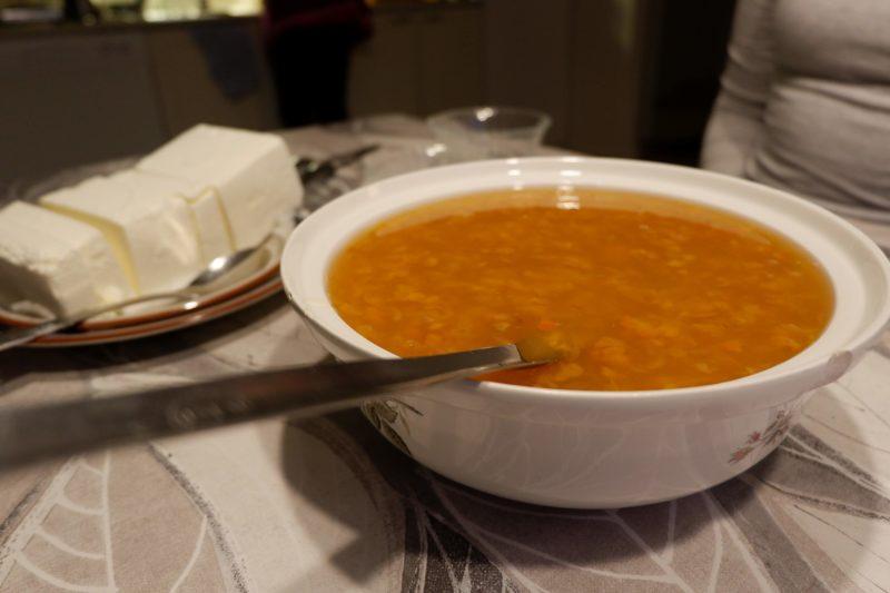 フィンランド名物・ベリーのスープ