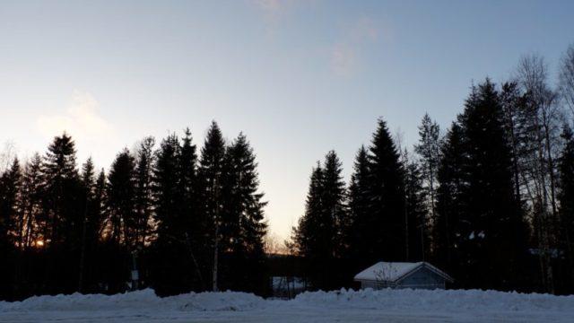 フィンランド・冬